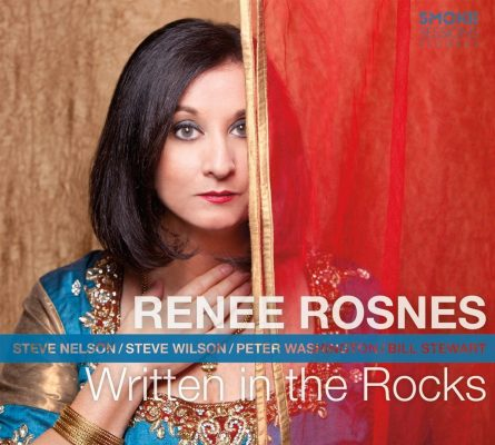 Image result for renee rosnes written in the rocks